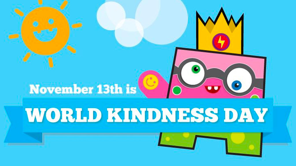 Large world kindness day sized