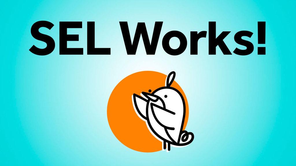 Large sel works