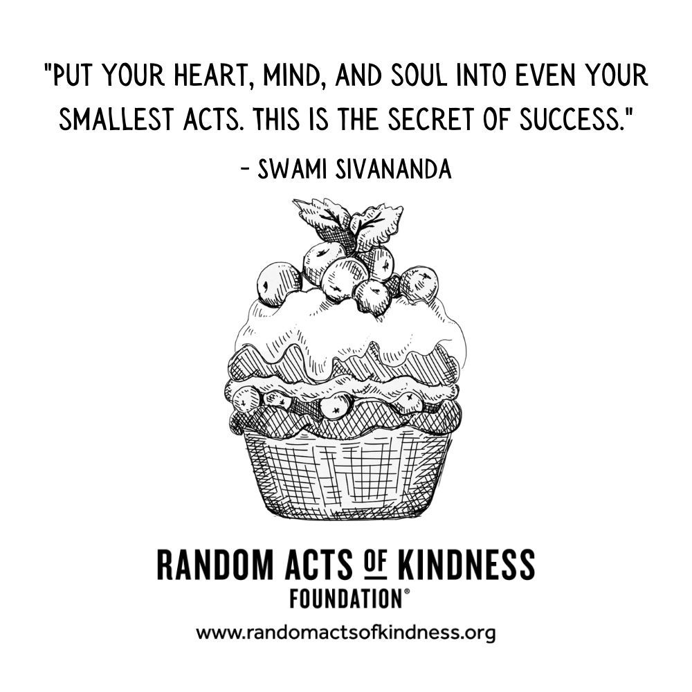 Quotation: Put your heart, mind, and soul into even your smallest acts. This is the secret of success. Swami Sivananda