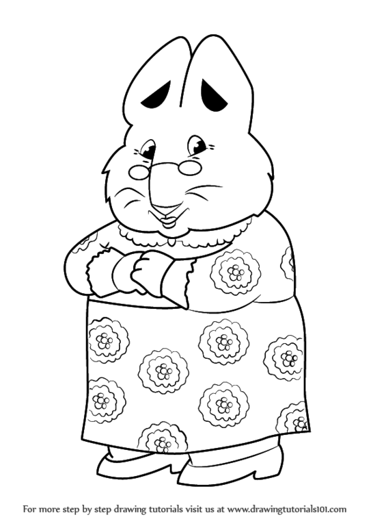 Large 1518450155 how to draw grandma from max and ruby step 0